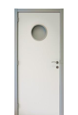 binnendeur design gelakt