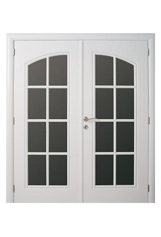 dubbele retro binnendeur