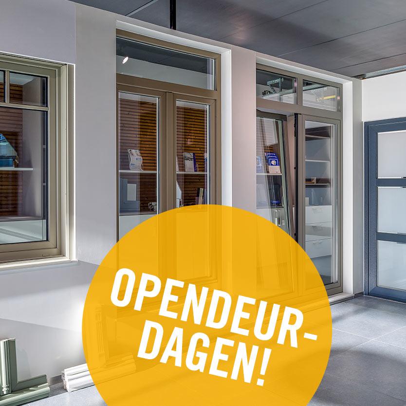 Opendeurdagen voorjaar 2018 Verada, Gardea en V-Keukens