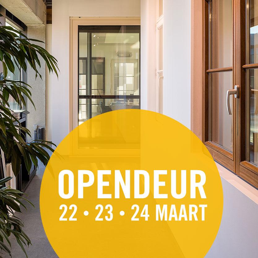 Opendeur Verada 22 - 23 - 24 maart